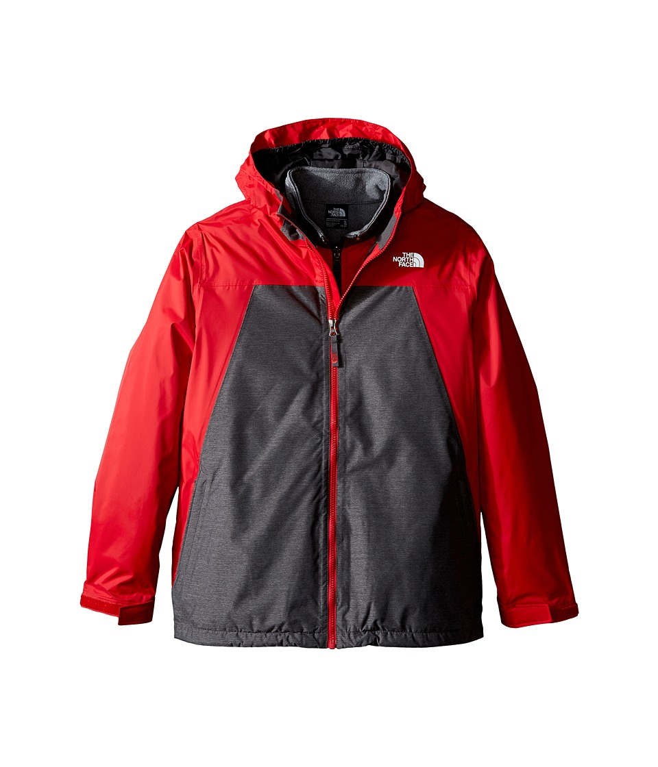 The North Face Kids - ThermoBall Triclimate Jacket (Little Kids/Big Kids) (TNF Red) Boy's Coat