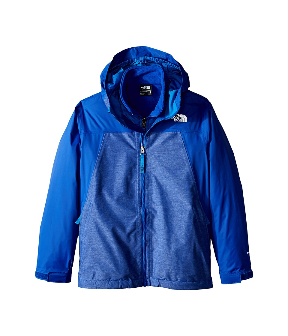 The North Face Kids - ThermoBall Triclimate Jacket (Little Kids/Big Kids) (Honor Blue) Boy's Coat