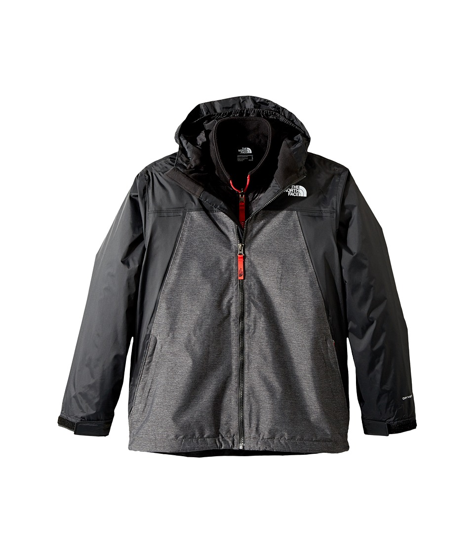 The North Face Kids - ThermoBall Triclimate Jacket (Little Kids/Big Kids) (TNF Black) Boy's Coat