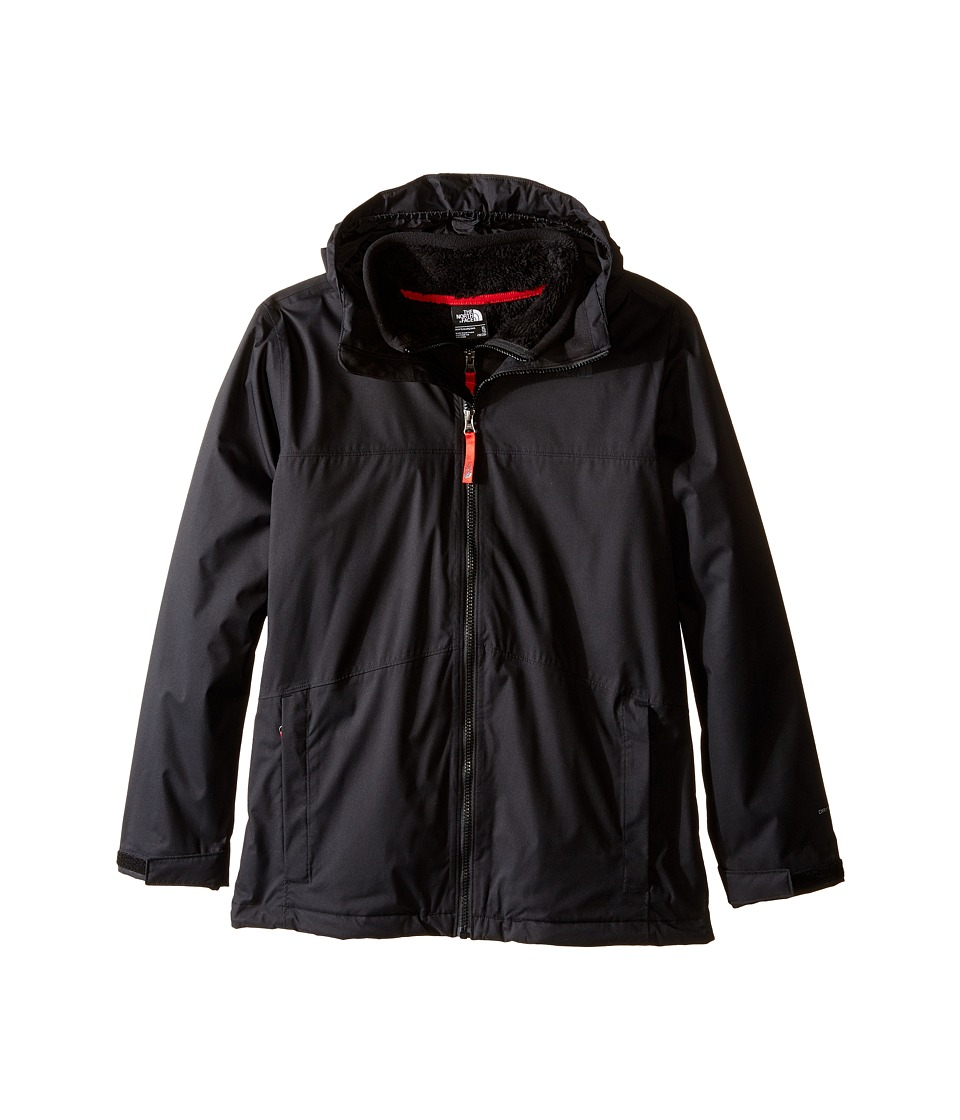 The North Face Kids - Chimborazo Triclimate Jacket (Little Kids/Big Kids) (TNF Black) Boy's Coat