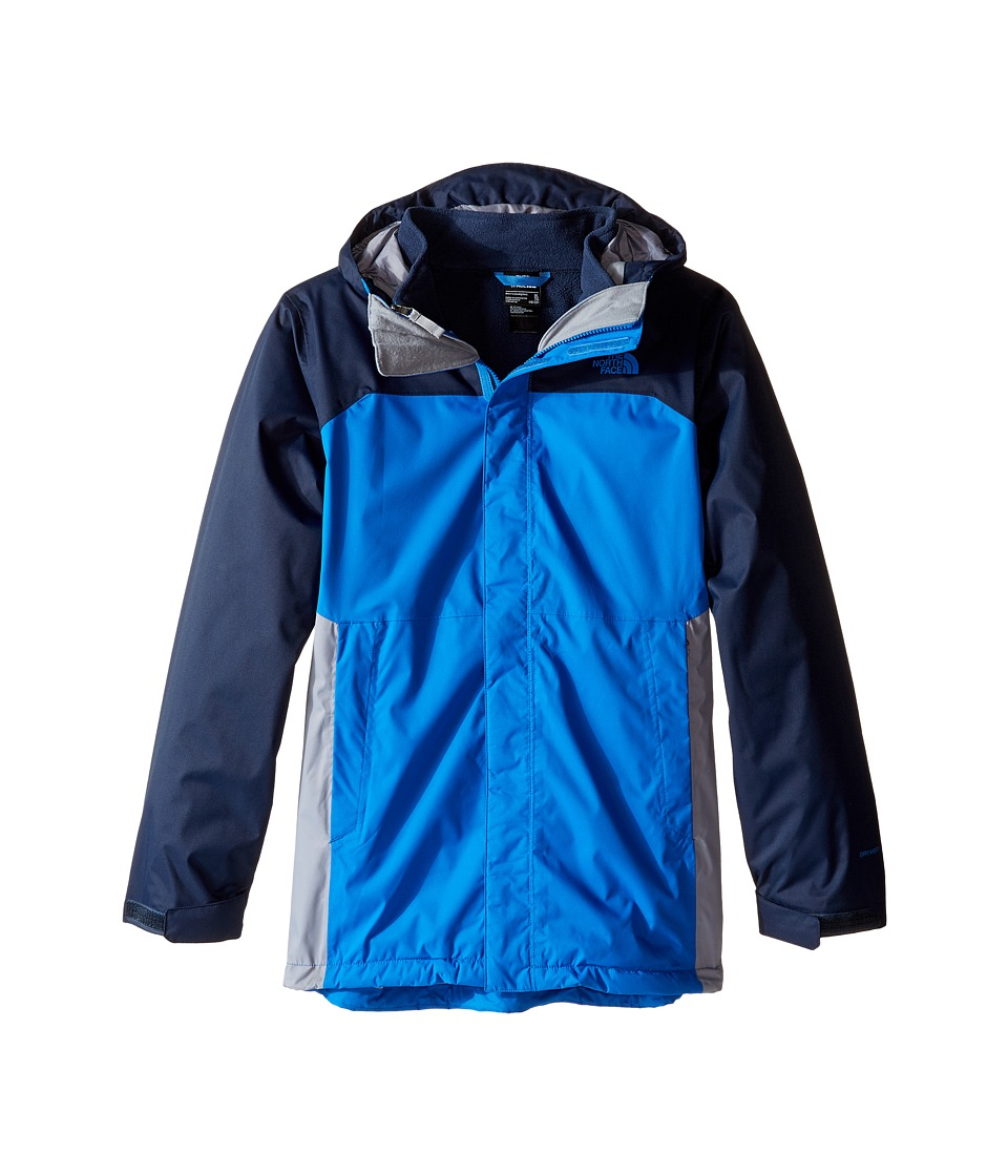 The North Face Kids - Vortex Triclimate Jacket (Little Kids/Big Kids) (Jake Blue) Boy's Coat