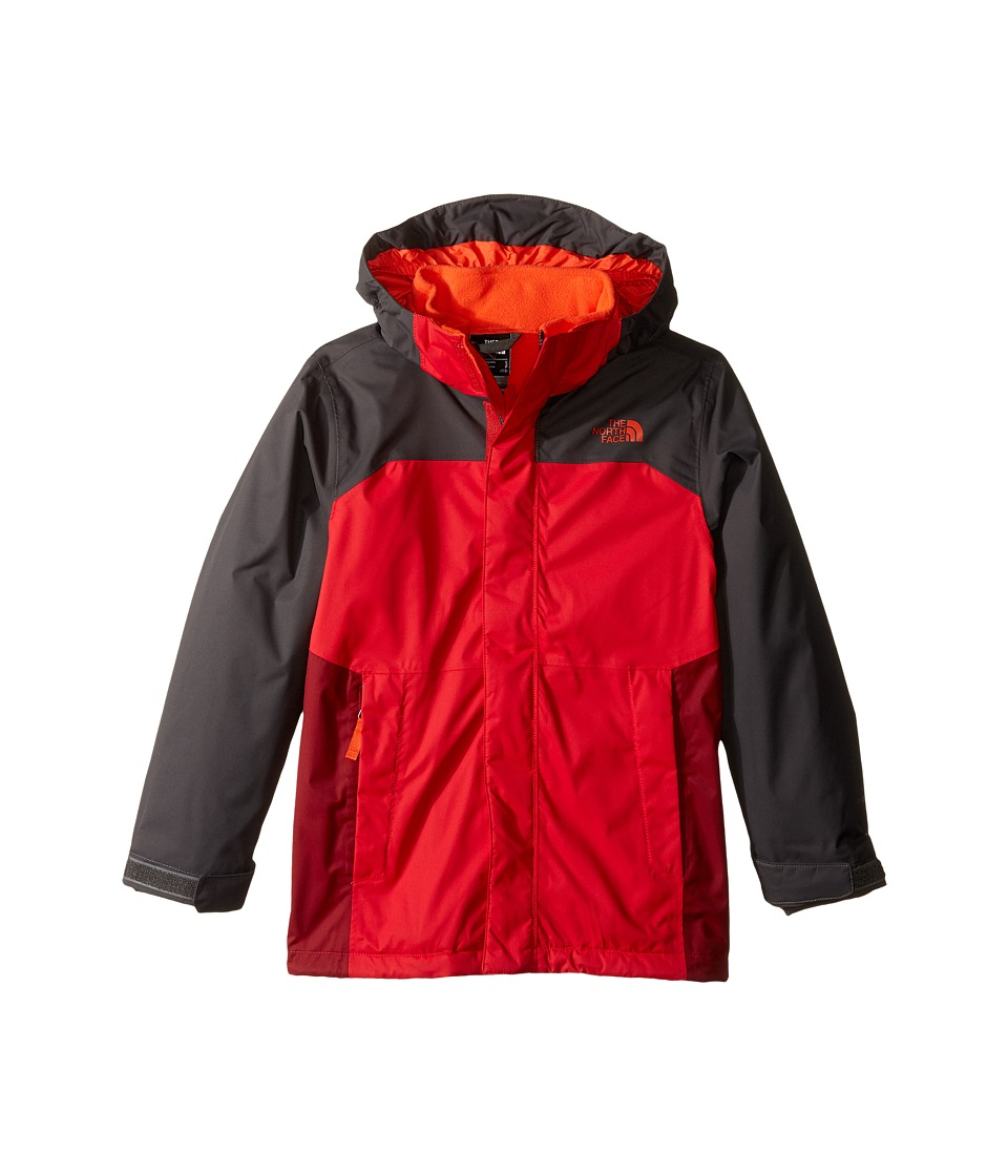 The North Face Kids - Vortex Triclimate Jacket (Little Kids/Big Kids) (TNF Red) Boy's Coat
