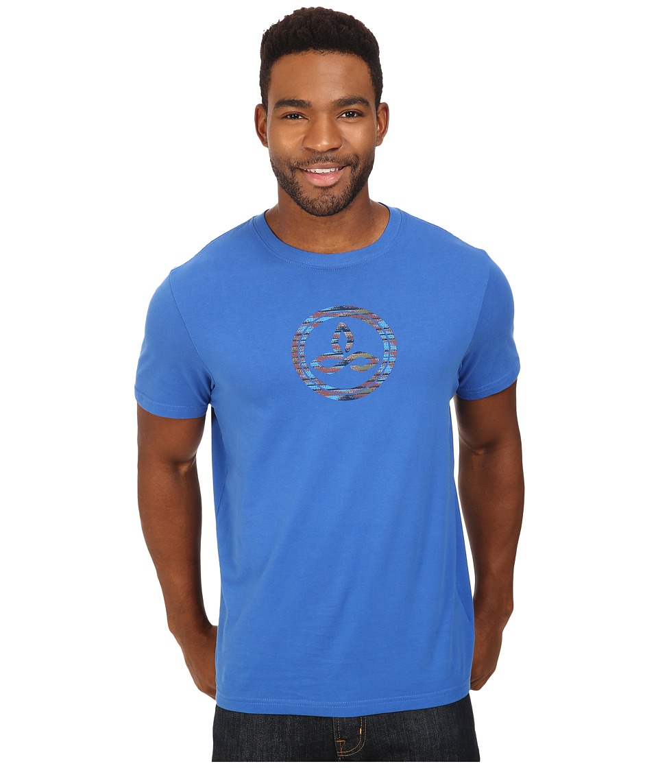 Prana - prAna Classic T-Shirt (Classic Blue) Men's Clothing
