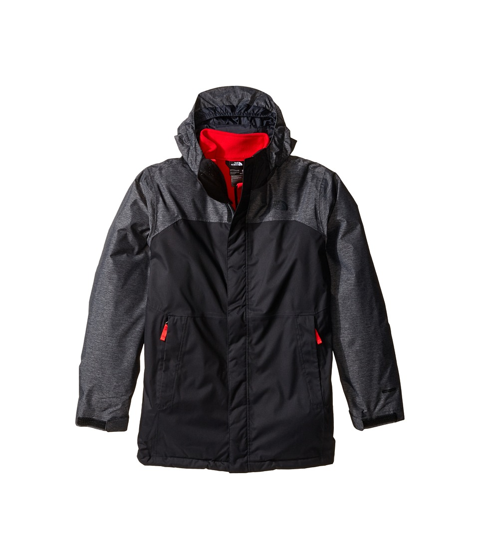 The North Face Kids - Vortex Triclimate Jacket (Little Kids/Big Kids) (TNF Black) Boy's Coat