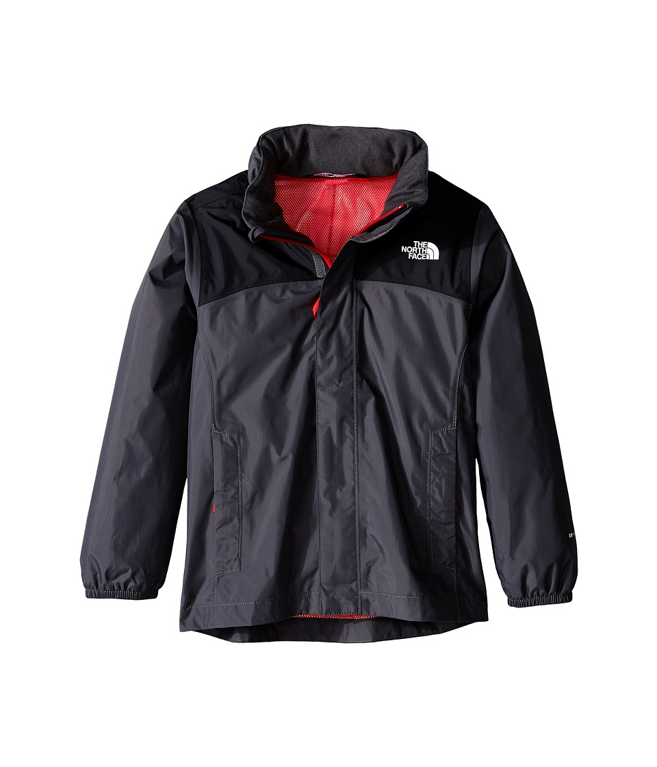 The North Face Kids - Resolve Reflective Jacket (Little Kids/Big Kids) (Graphite Grey) Boy's Coat