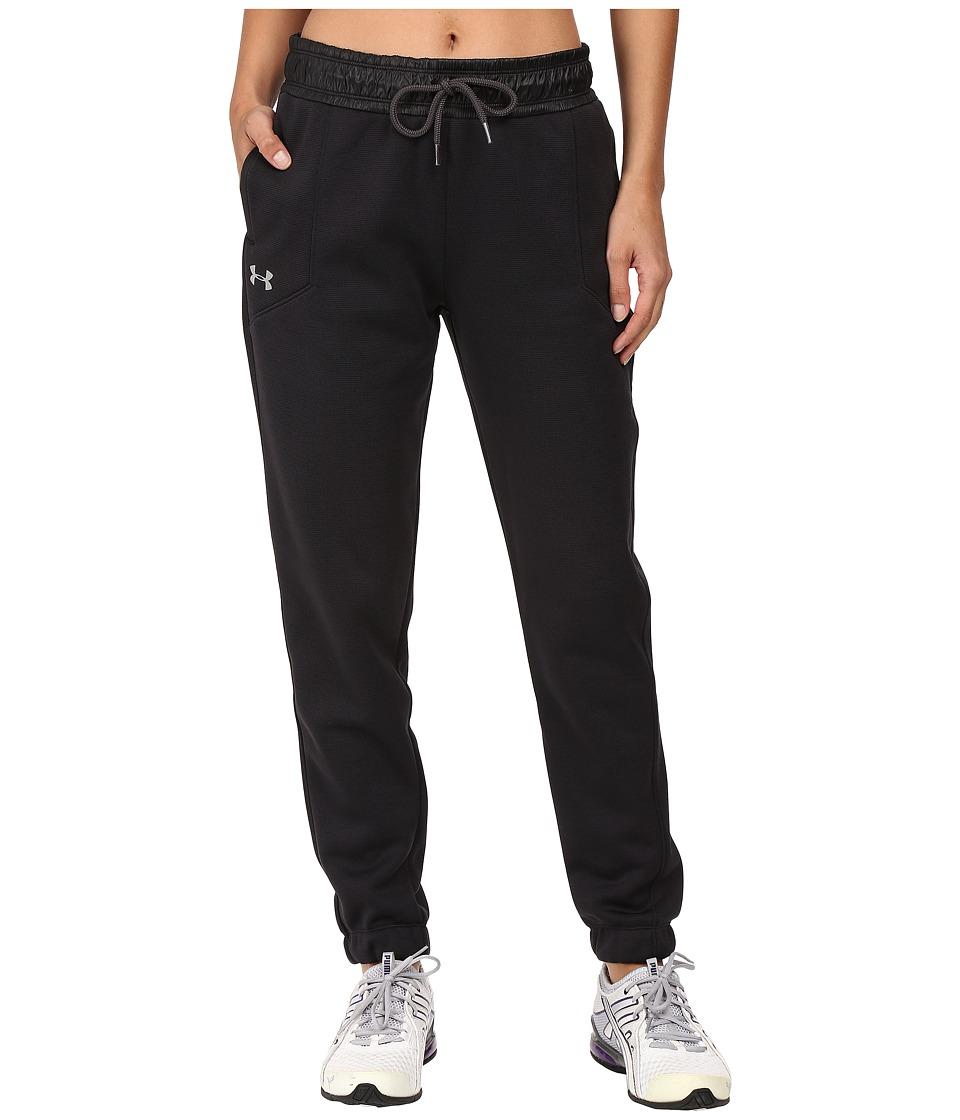 Under Armour - UA Swacket Pants (Black/Black/Metallic Silver) Women's Casual Pants