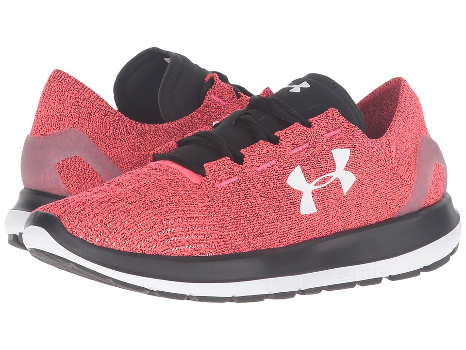 Under Armour - UA Speedform Slingride (Pink Chroma/Black/White) Women's Running Shoes