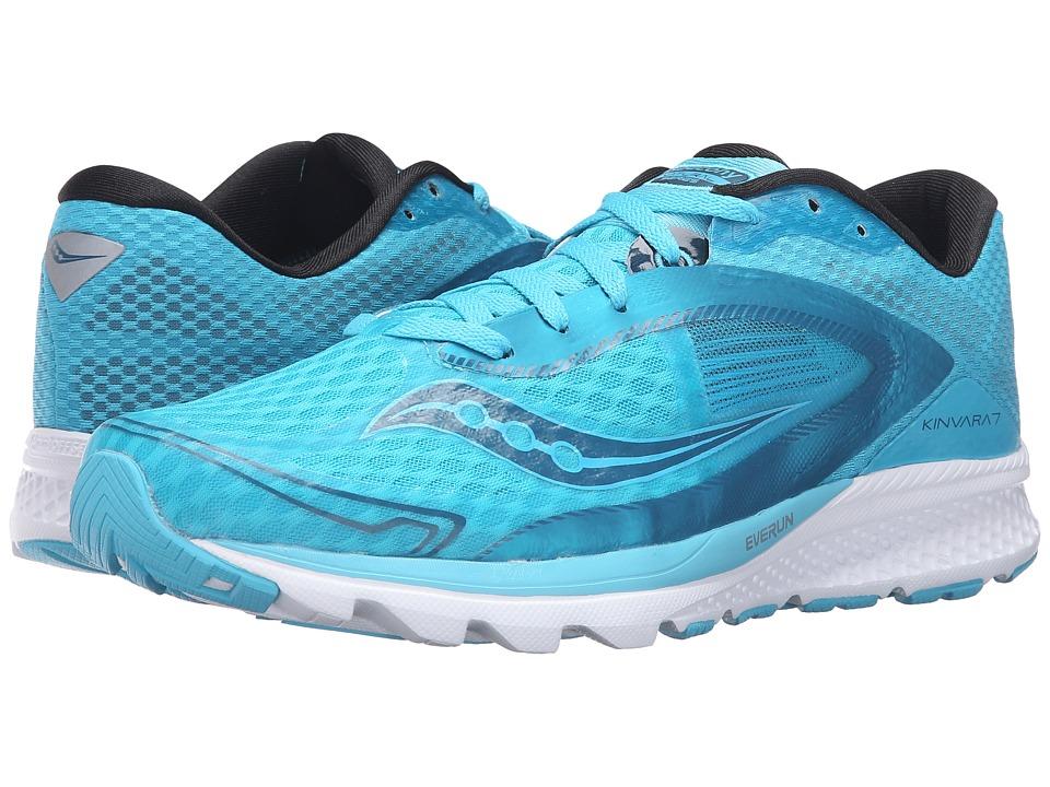 Saucony - Kinvara 7 (Personal Best Blue) Men's Shoes