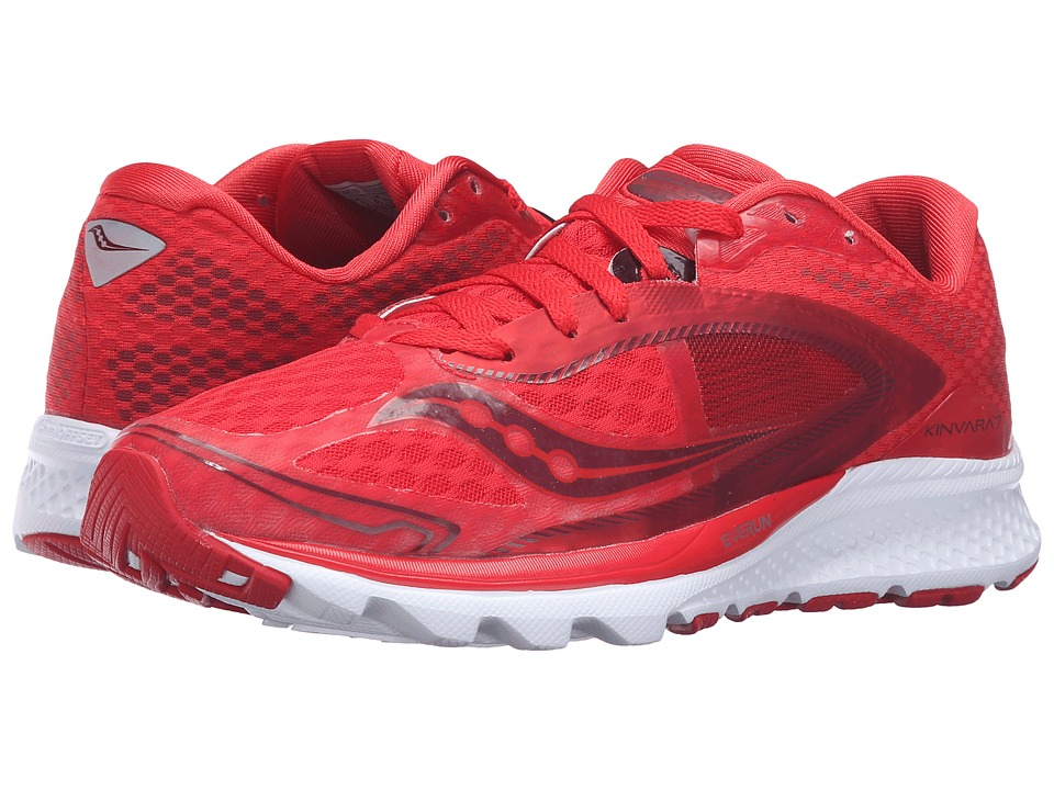 Saucony - Kinvara 7 (Race Day Red) Women's Shoes