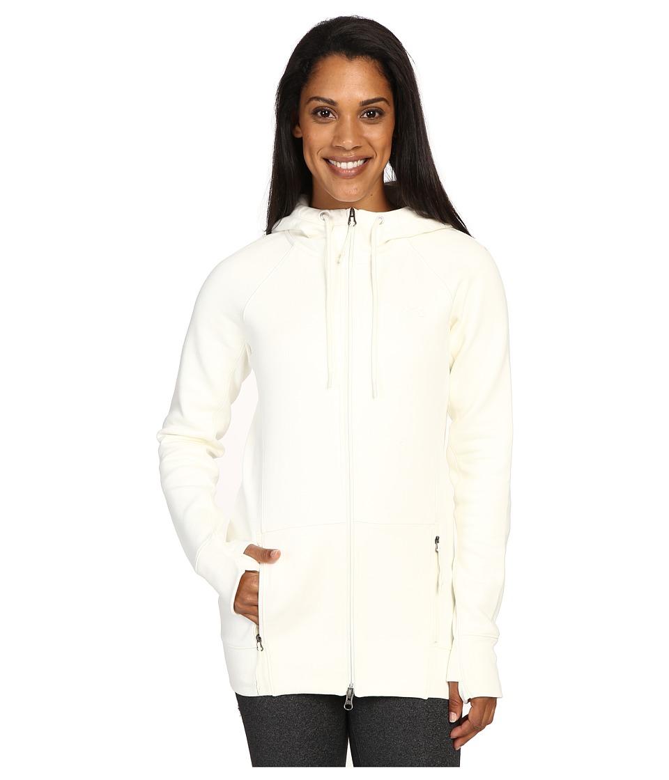 Under Armour UA Varsity Fleece Full Zip (Ivory/Ivory) Women