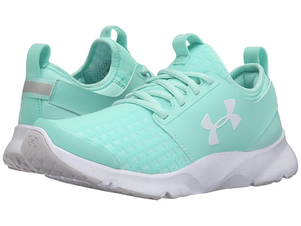 Under Armour - UA Drift RN (Crystal/White/White) Women's Running Shoes