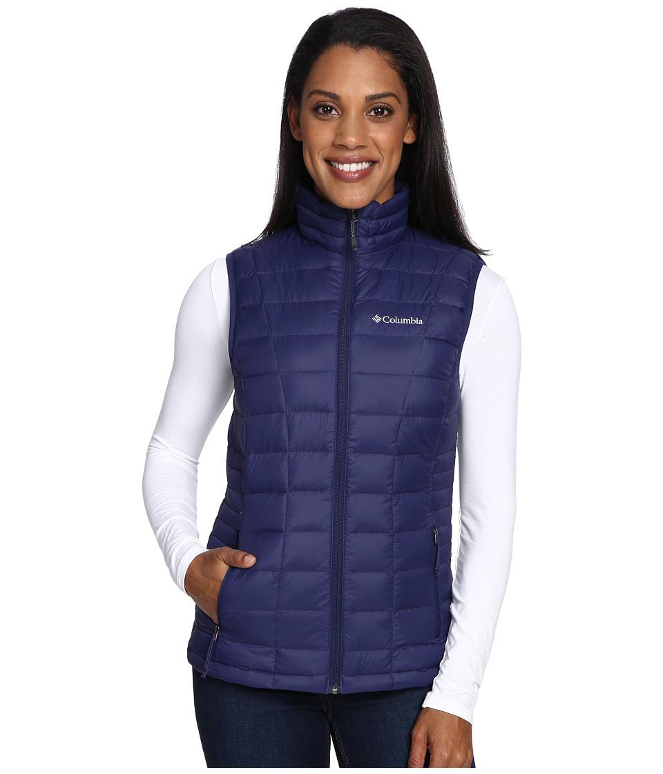 Columbia - Voodoo Falls 590 TurboDown Vest (Nightshade) Women's Vest