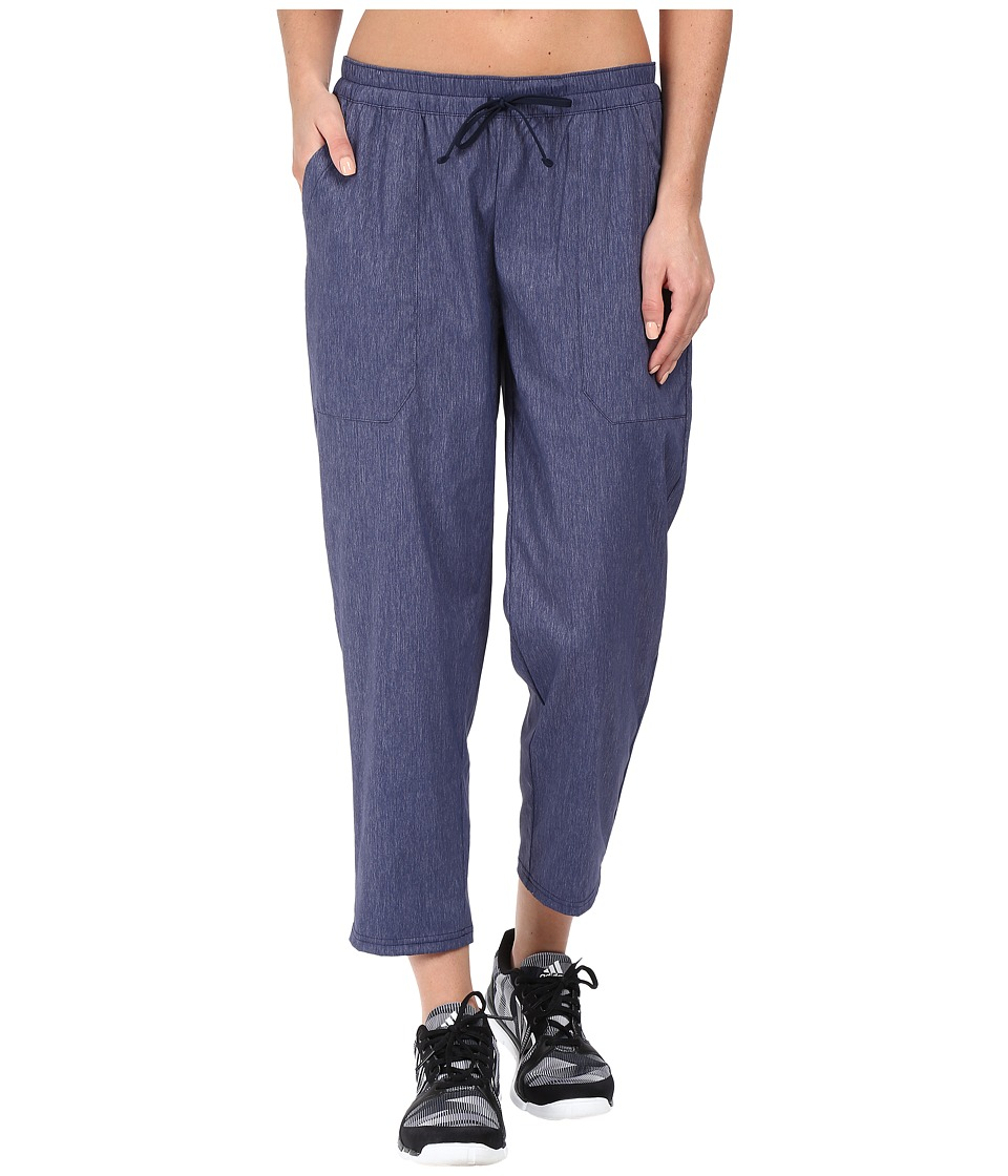 Lucy - Destination Anywhere Pants (Lucy Navy Heather) Women's Casual Pants