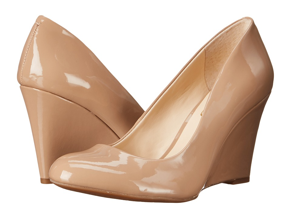 Jessica Simpson - Cash (Nude) Women's Wedge Shoes