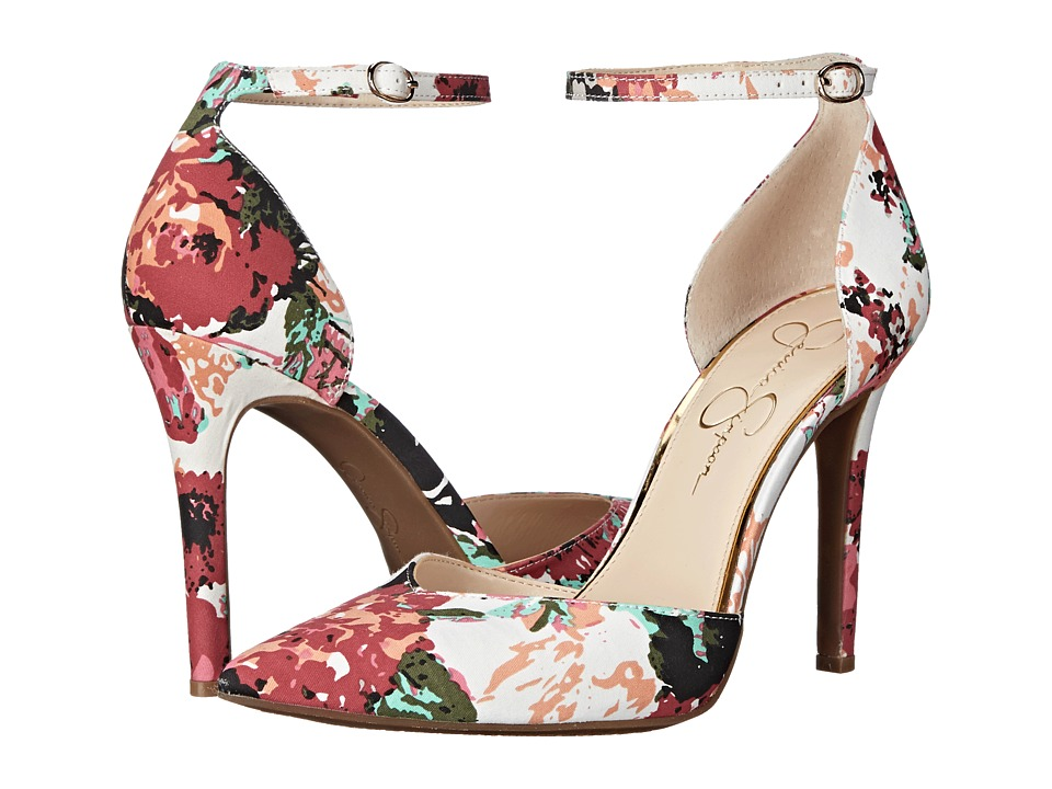 Jessica Simpson Cirrus (Soft Pink) High Heels