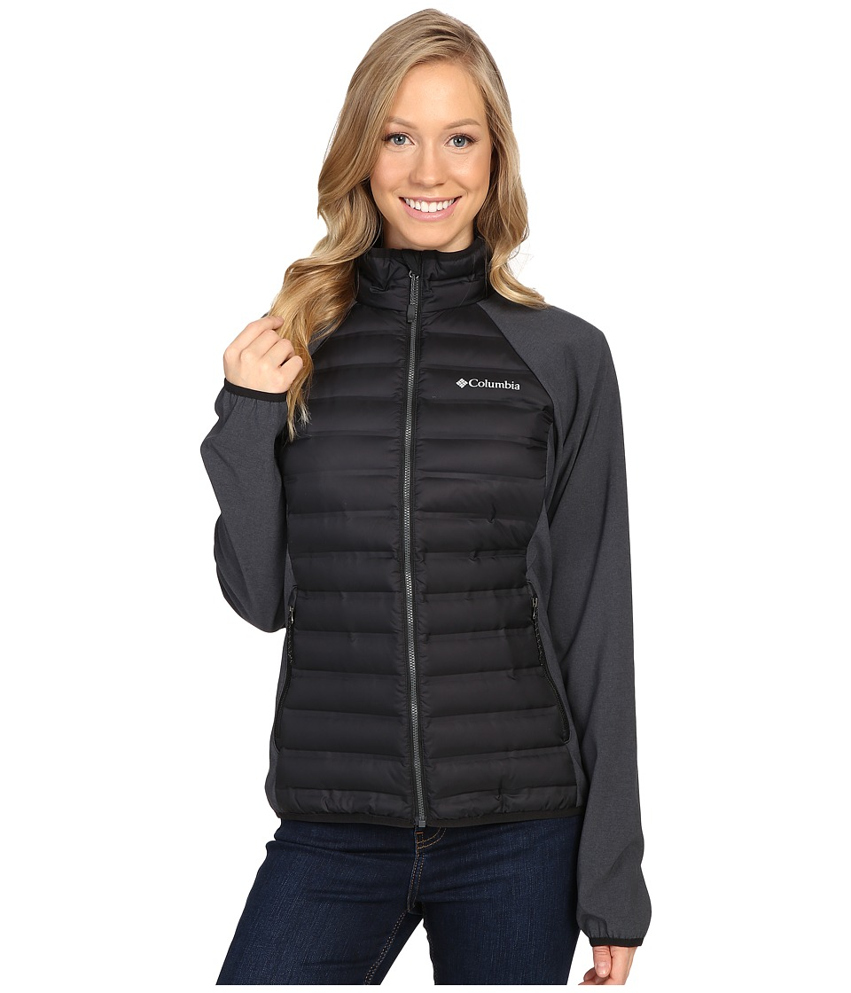 Columbia Flash Forward Hybrid Jacket (Black) Women