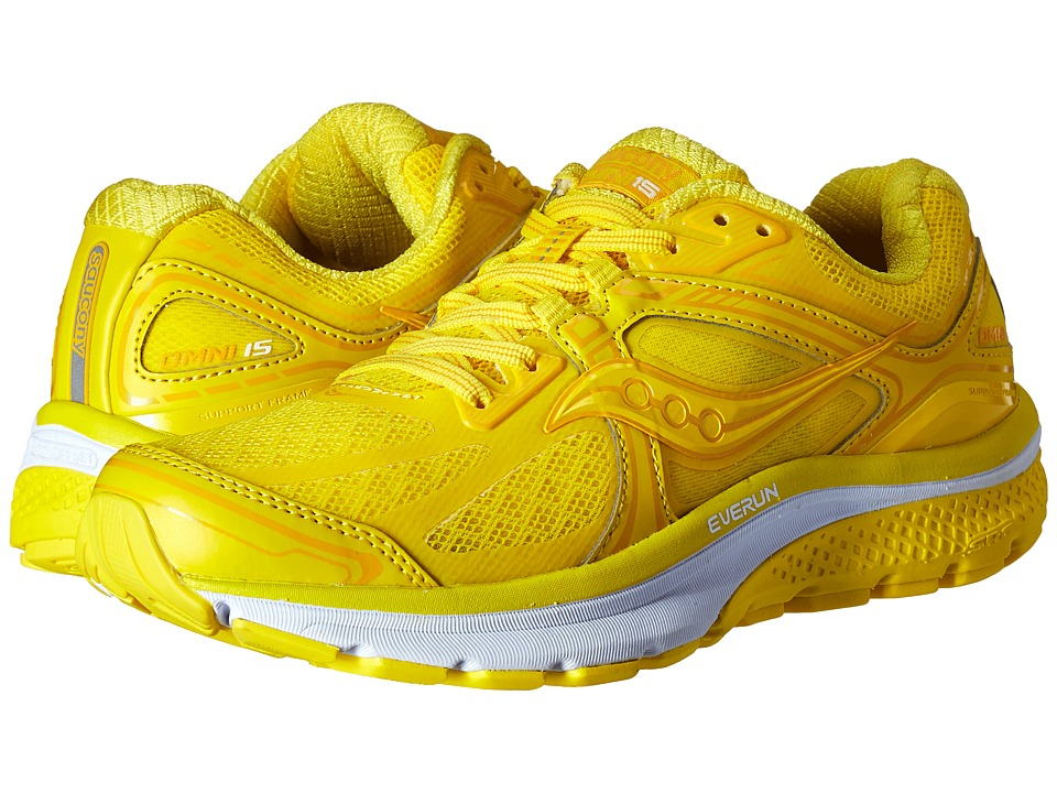 Saucony - Omni 15 (Long Run Lemon) Women's Running Shoes
