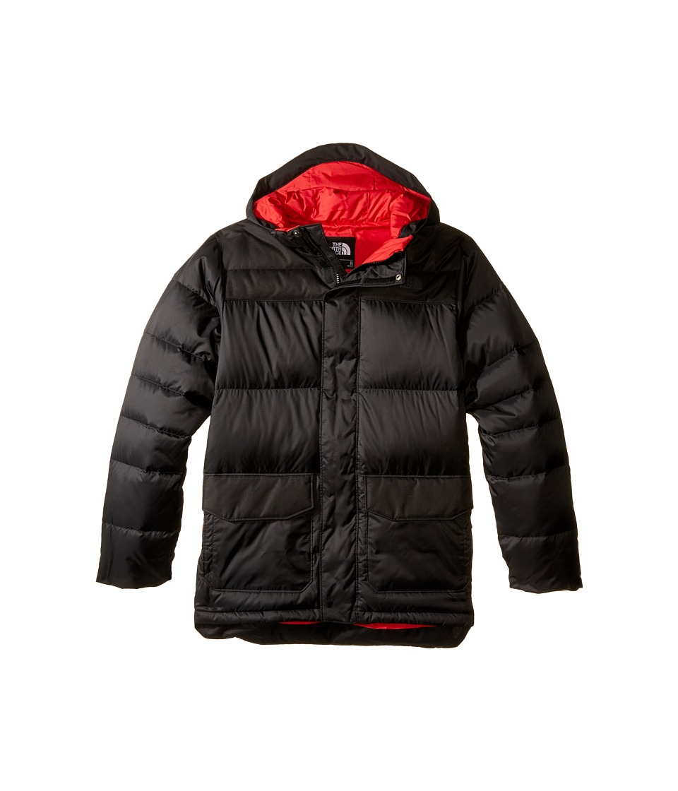The North Face Kids - Harlan Down Parka (Little Kids/Big Kids) (TNF Black) Boy's Coat