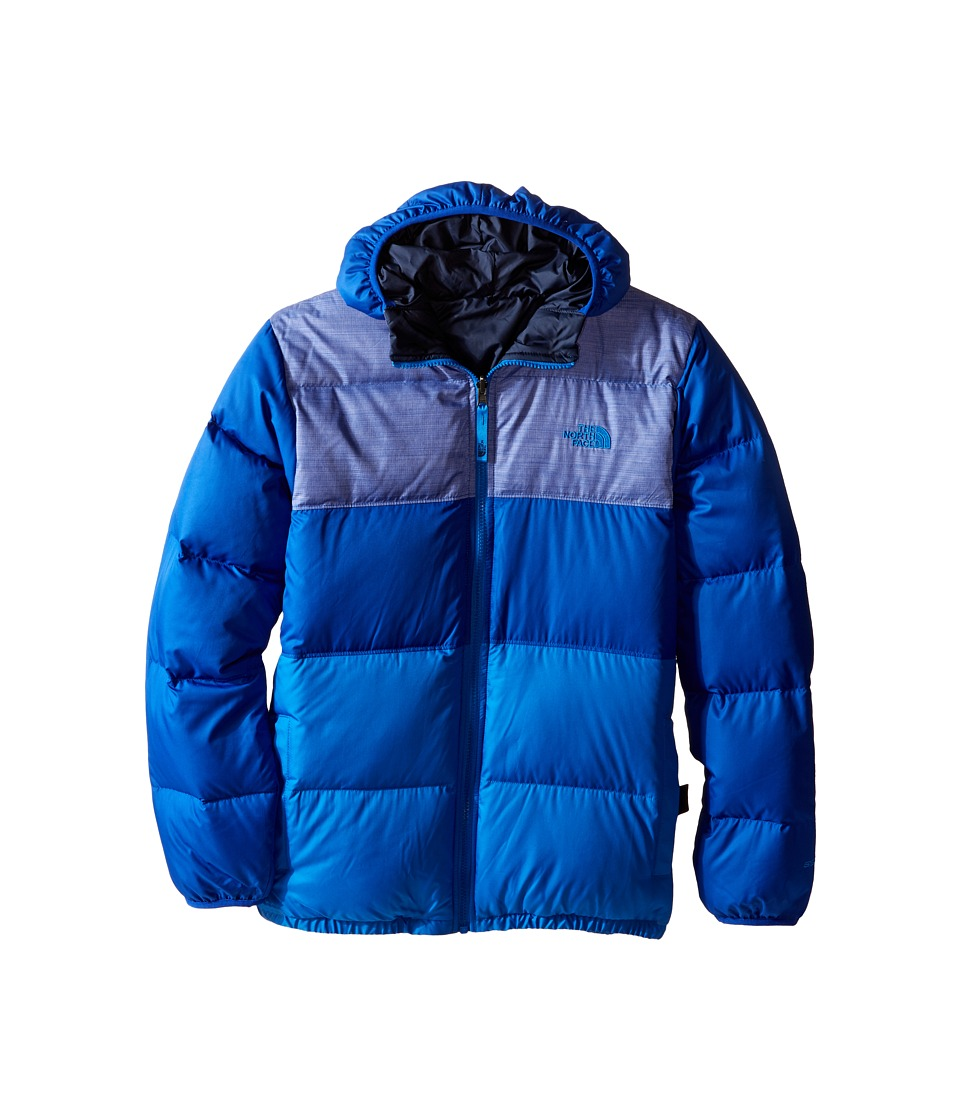 The North Face Kids - Reversible Moondoggy Jacket (Little Kids/Big Kids) (Honor Blue (Prior Season)) Boy's Coat