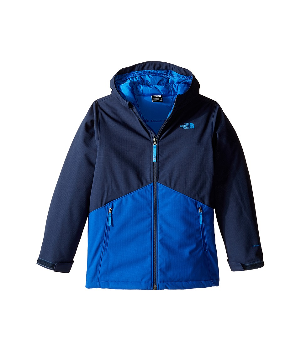 The North Face Kids - Apex Elevation (Little Kids/Big Kids) (Cosmic Blue) Boy's Jacket