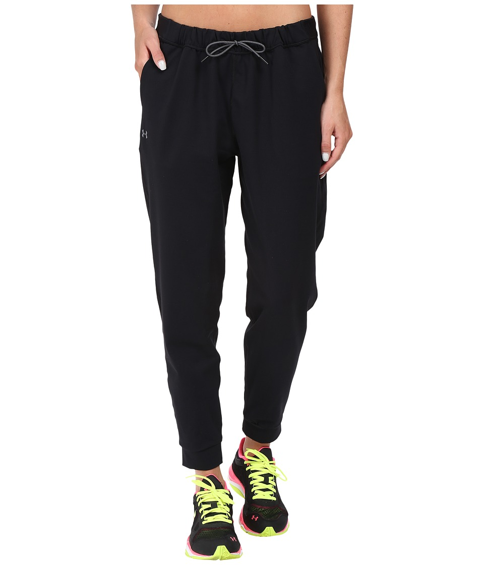 Under Armour - UA City Hopper Jogger (Black/Gray Area) Women's Casual Pants