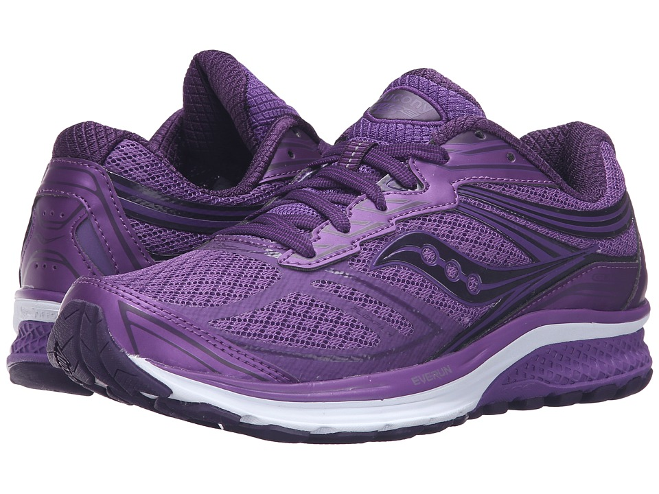 Saucony - Guide 9 (Go Fast Grape) Women's Shoes