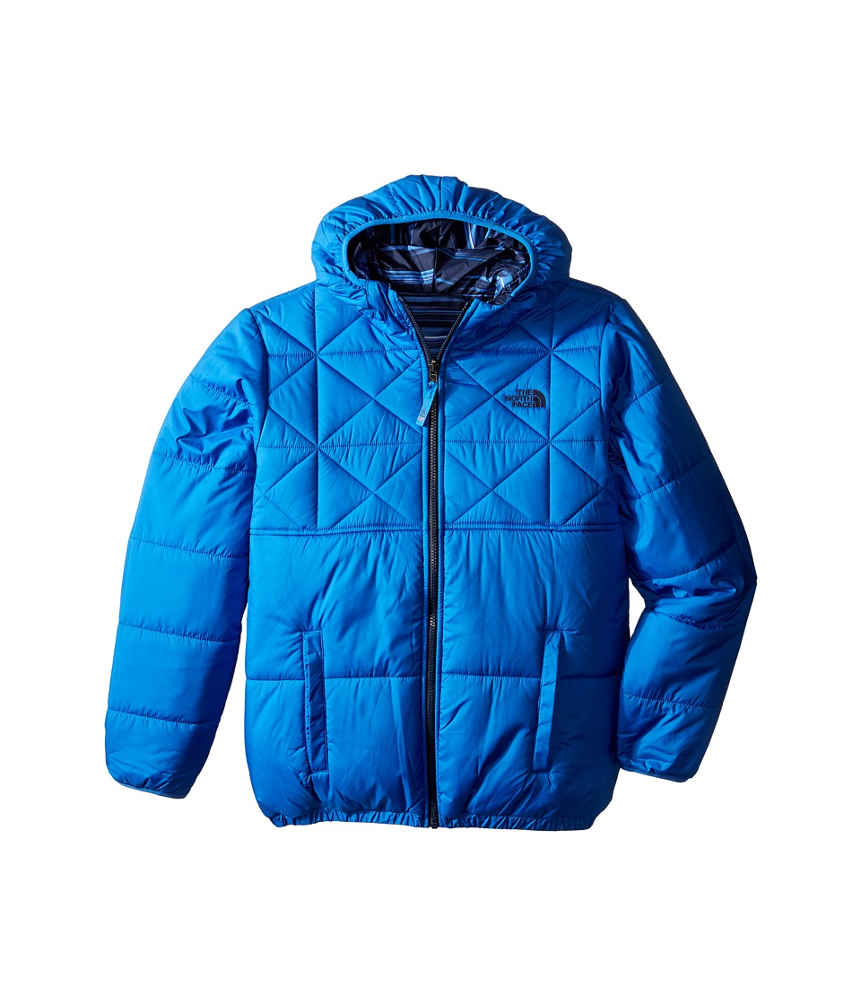 The North Face Kids - Reversible Perrito Jacket (Little Kids/Big Kids) (Jake Blue) Boy's Coat