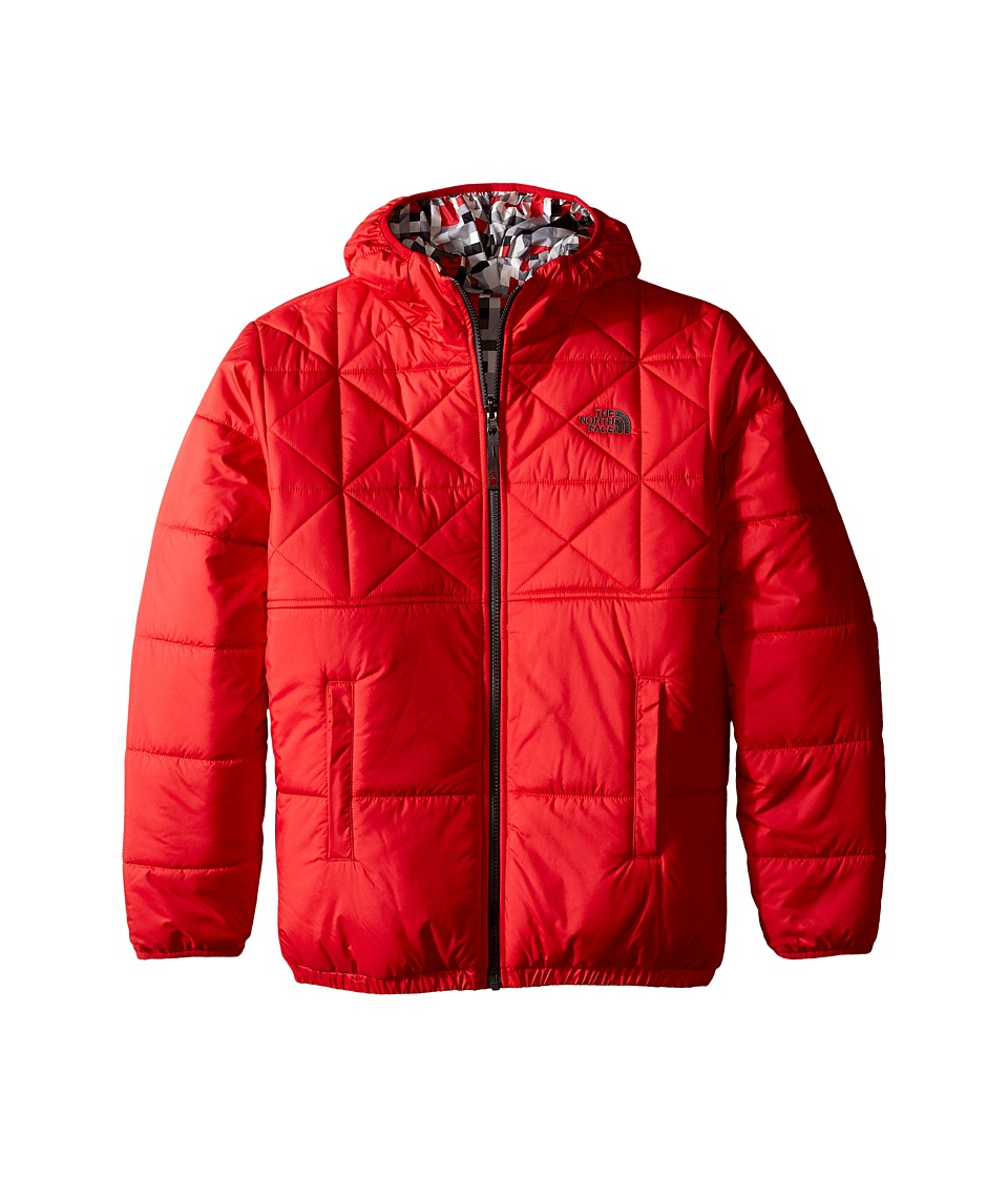 The North Face Kids - Reversible Perrito Jacket (Little Kids/Big Kids) (TNF Red) Boy's Coat