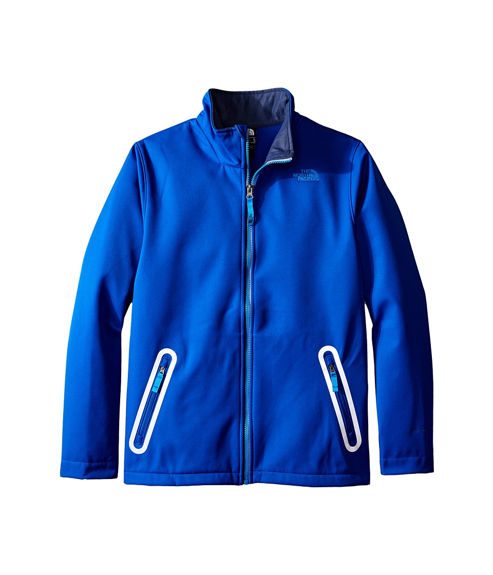 The North Face Kids - Apex Bionic Jacket (Little Kids/Big Kids) (Honor Blue) Boy's Coat