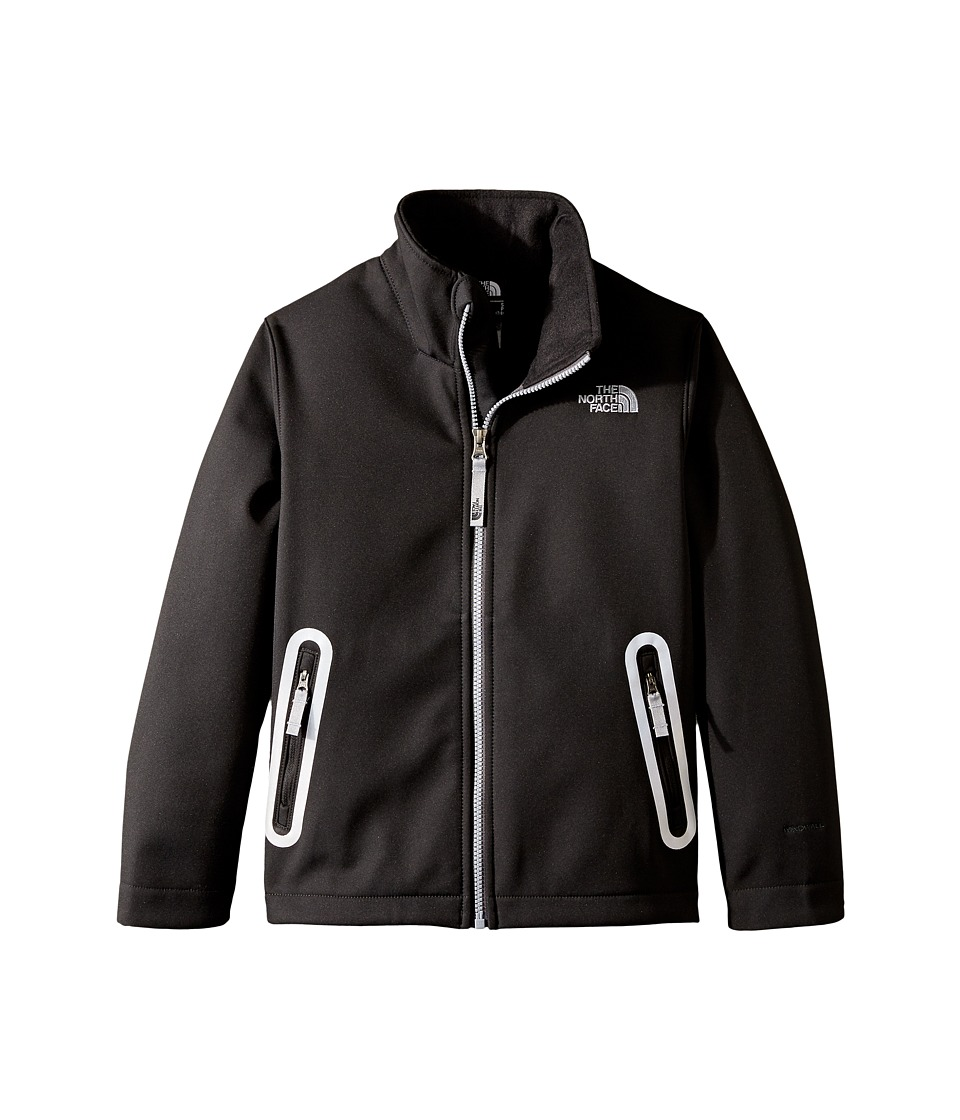 The North Face Kids - Apex Bionic Jacket (Little Kids/Big Kids) (TNF Black) Boy's Coat