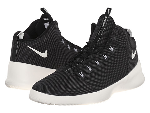 Nike - Hyperfr3sh (Black Sail) Men's Basketball Shoes