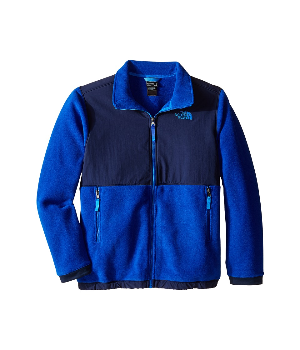 The North Face Kids - Denali Jacket (Little Kids/Big Kids) (Honor Blue) Boy's Coat