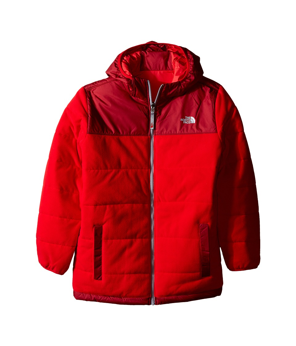 The North Face Kids - Reversible True or False Jacket (Little Kids/Big Kids) (TNF Red) Boy's Coat