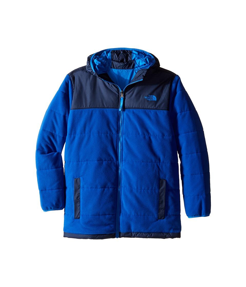 The North Face Kids - Reversible True or False Jacket (Little Kids/Big Kids) (Honor Blue) Boy's Coat