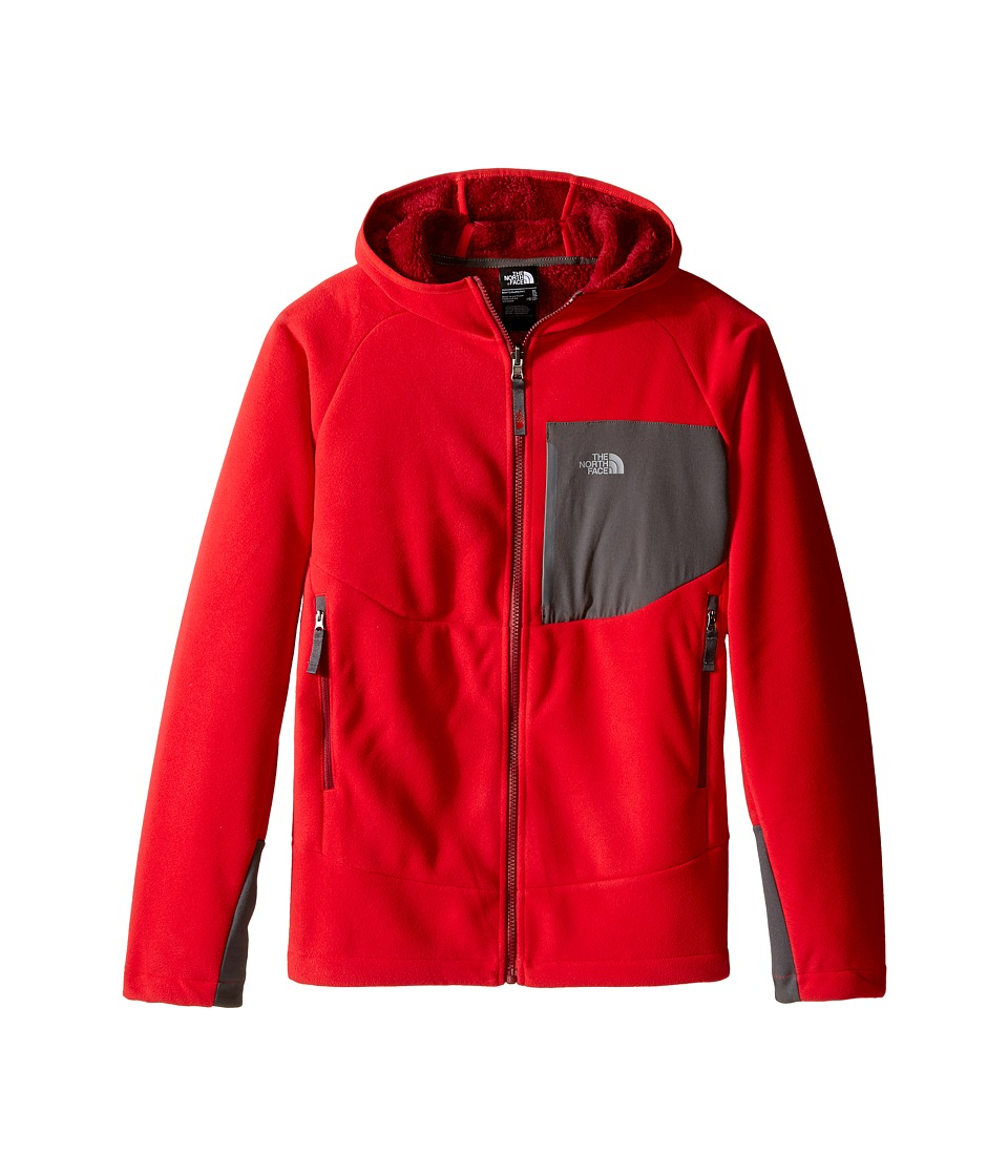 The North Face Kids - Chimborazo Hoodie (Little Kids/Big Kids) (TNF Red) Boy's Sweatshirt