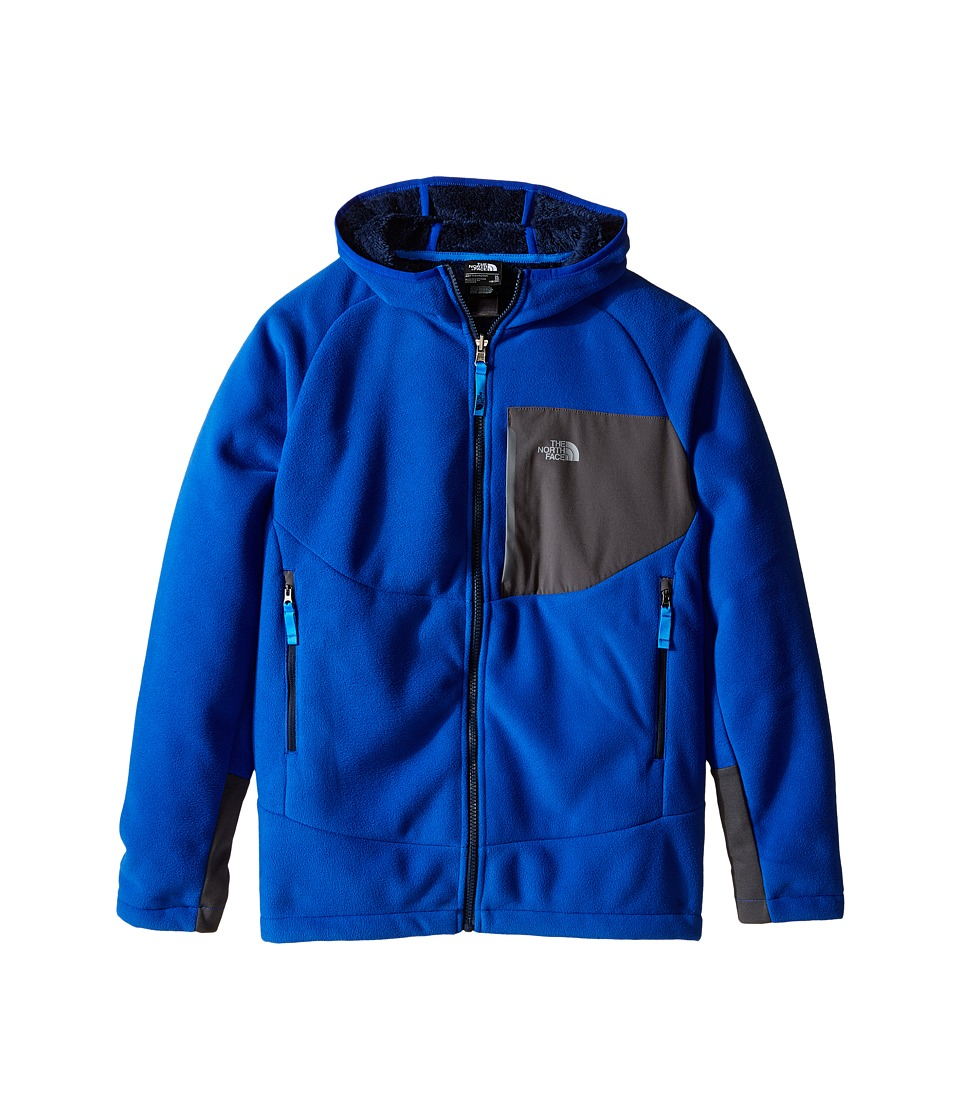 The North Face Kids - Chimborazo Hoodie (Little Kids/Big Kids) (Honor Blue) Boy's Sweatshirt