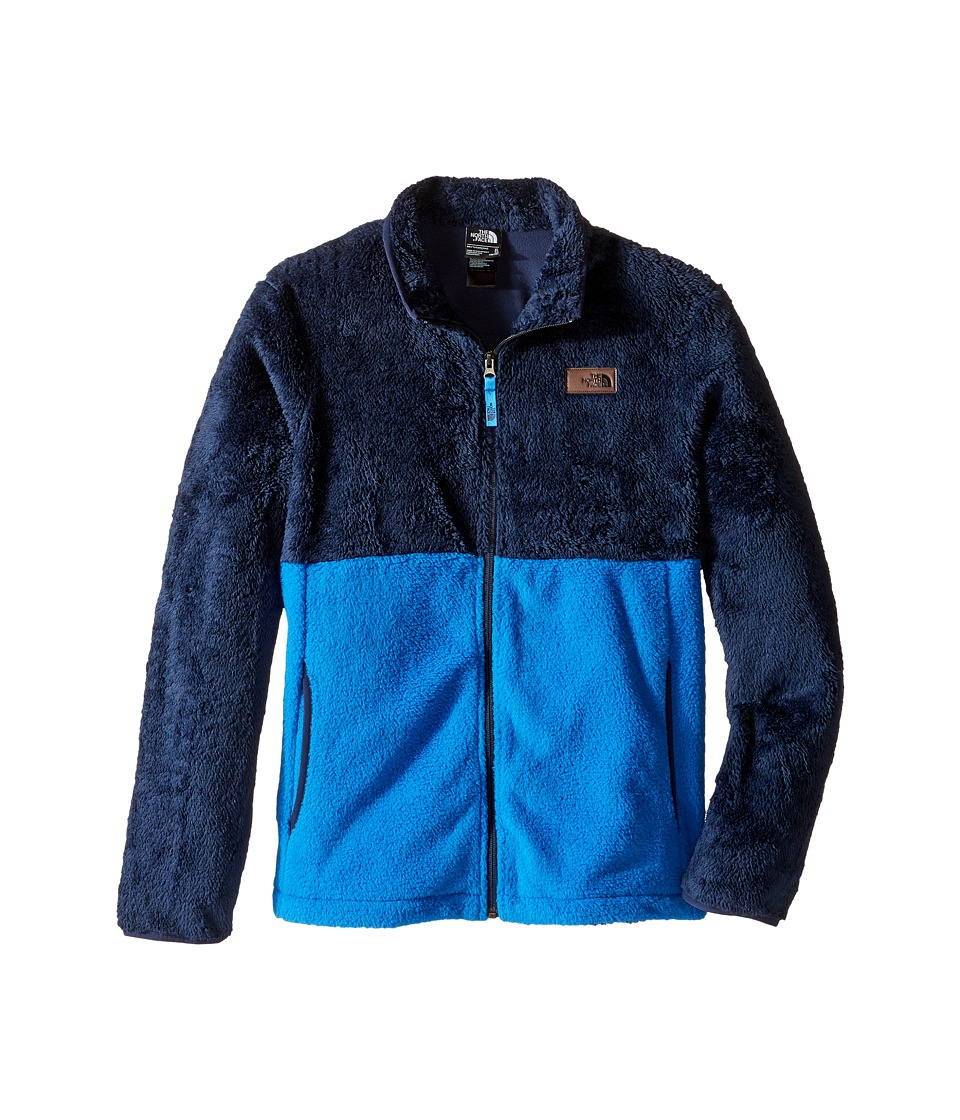 The North Face Kids - Sherparazo Jacket (Little Kids/Big Kids) (Jake Blue) Boy's Coat