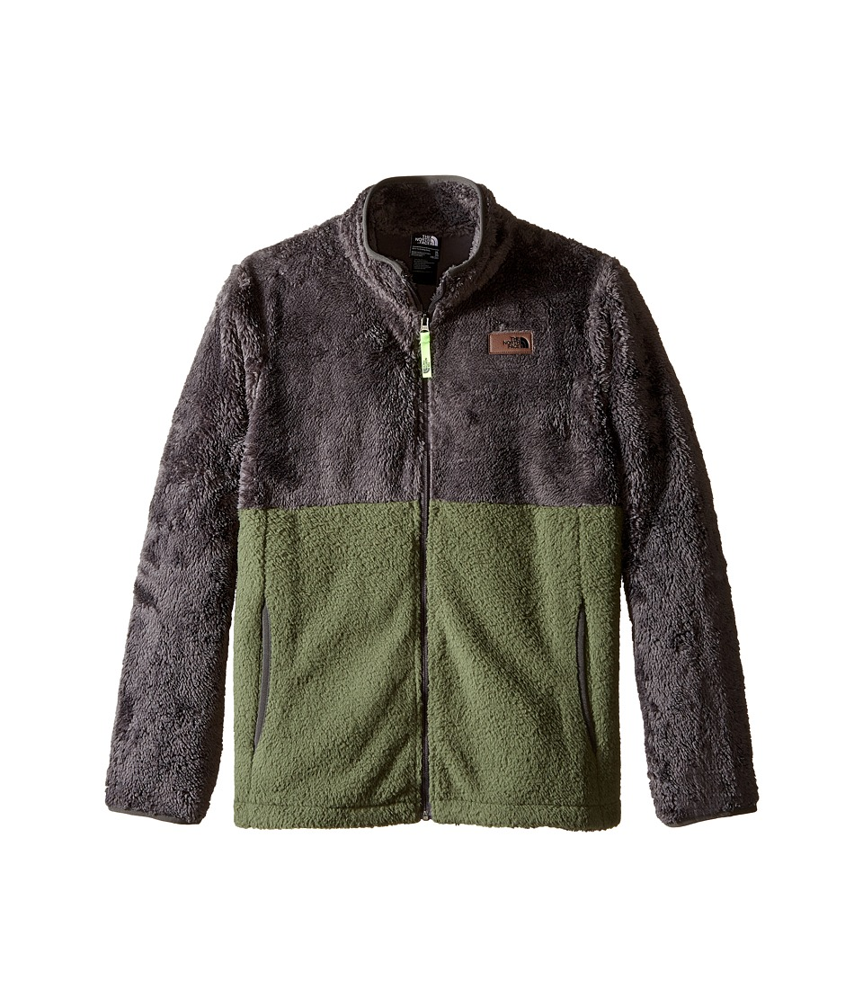 The North Face Kids - Sherparazo Jacket (Little Kids/Big Kids) (Terrarium Green) Boy's Coat