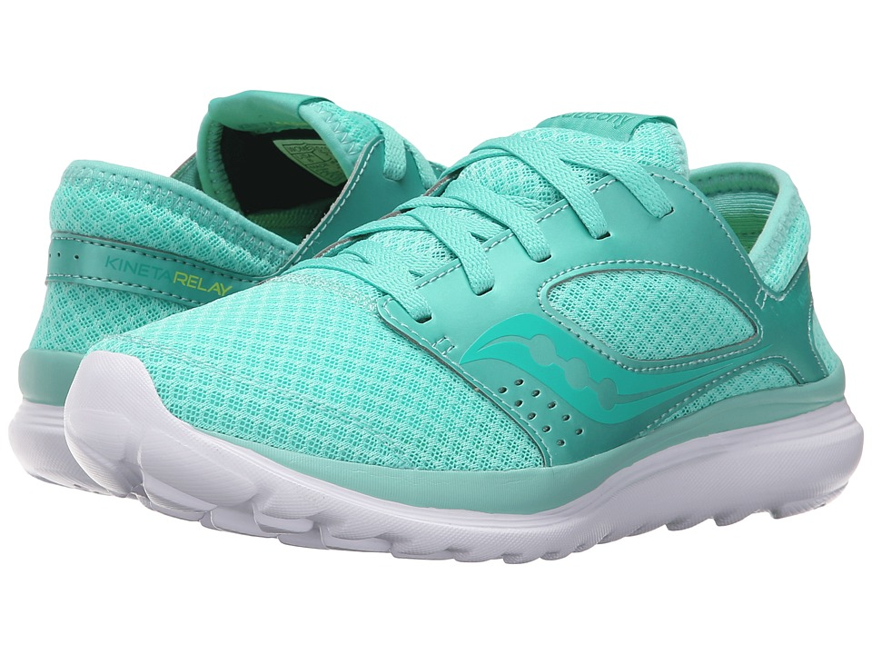 Saucony Kineta Relay (Mint/Teal) Women