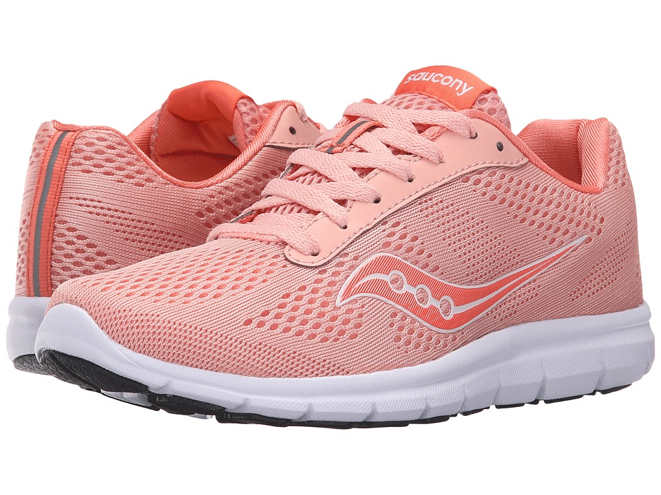 Saucony - Ideal (Coral/White) Women's Shoes