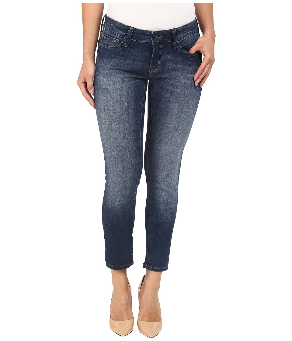 Mavi Jeans - Serena Petite in Used Soft Shanti (Used Soft Shanti) Women's Jeans