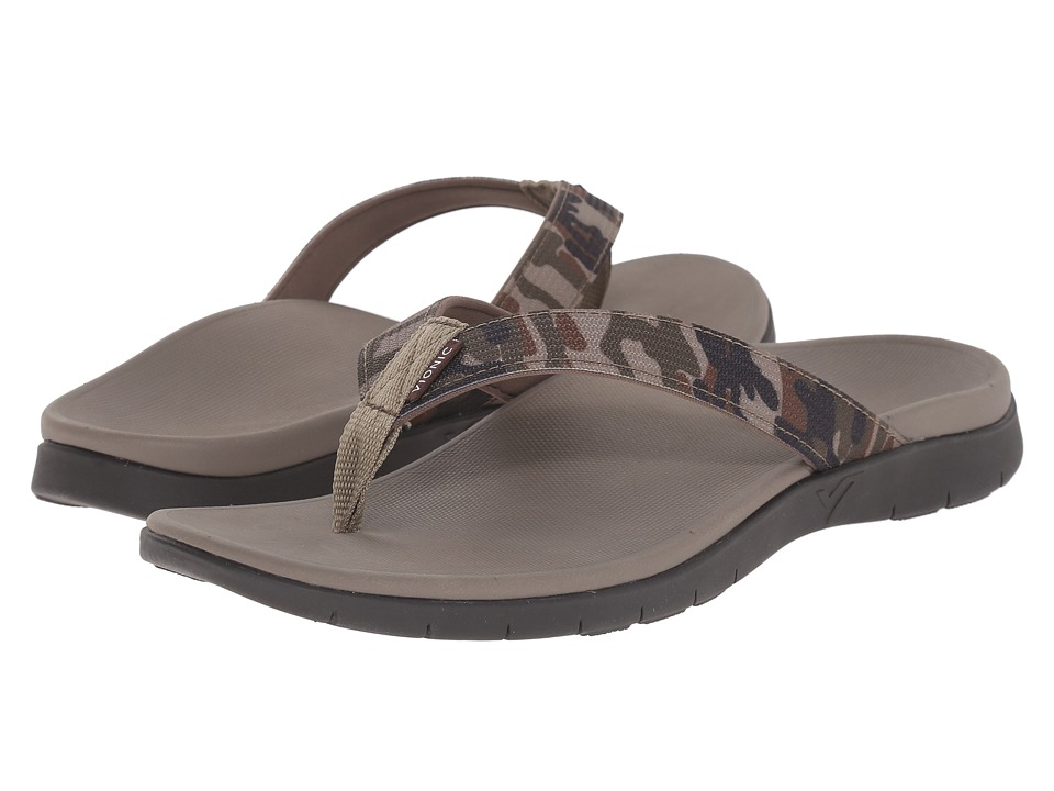 VIONIC - Islander (Black) Men's Sandals