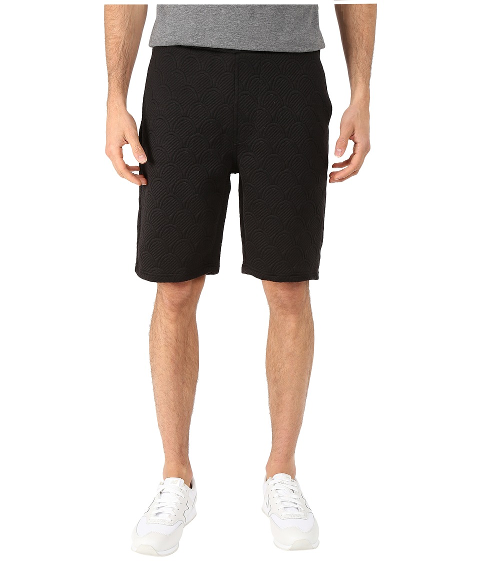 Akomplice - Thor Sweatshorts (Black) Men's Shorts