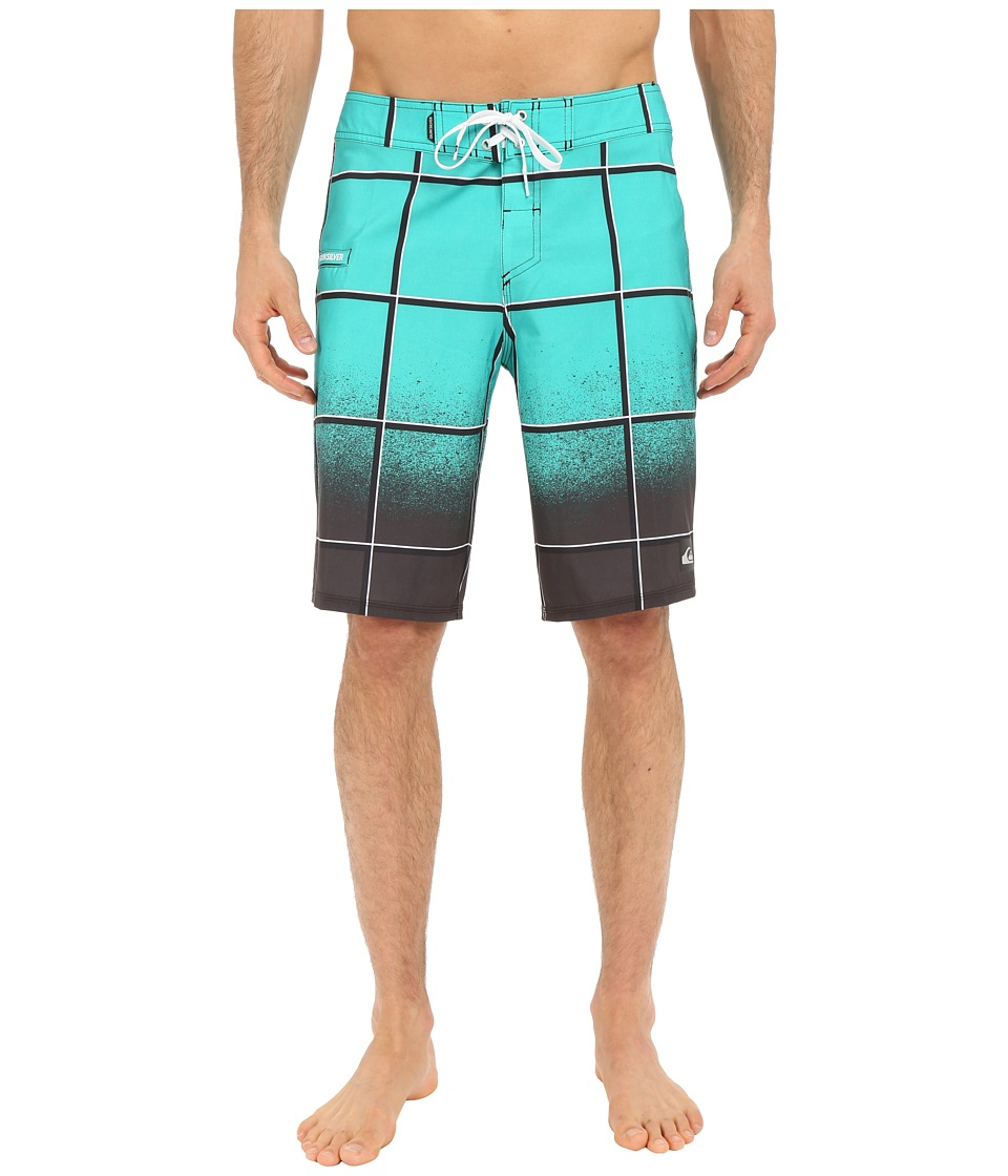 Quiksilver - Electric Stretch 21 Boardshorts (Tarmac) Men's Swimwear