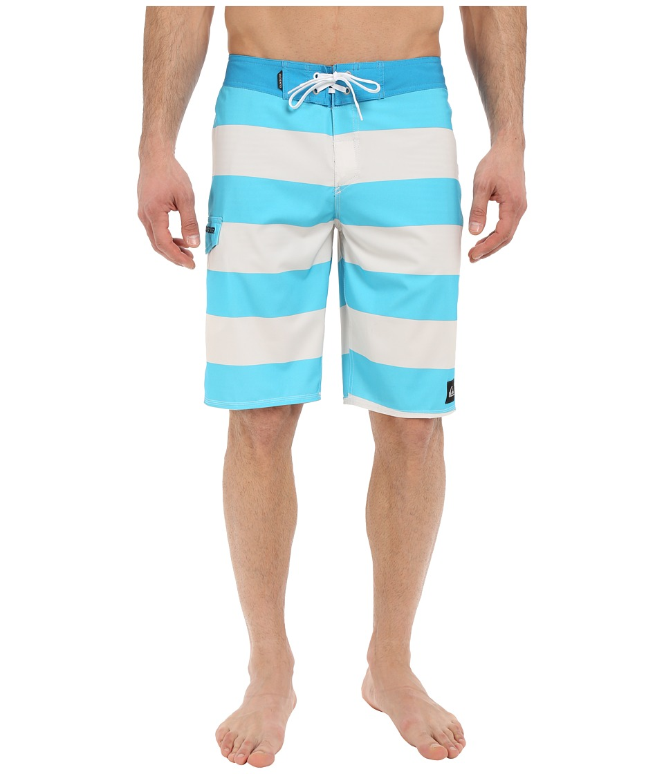 Quiksilver - Everyday Brigg 21 Boardshorts (White) Men's Swimwear