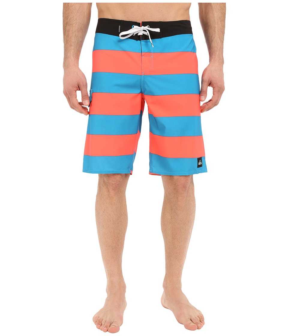 Quiksilver - Everyday Brigg 21 Boardshorts (Hawaiian Ocean) Men's Swimwear