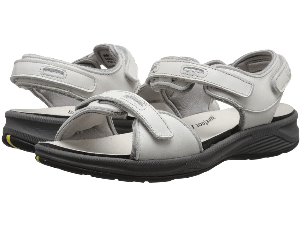 Drew - Cascade (Sport White Leather) Women's Sandals