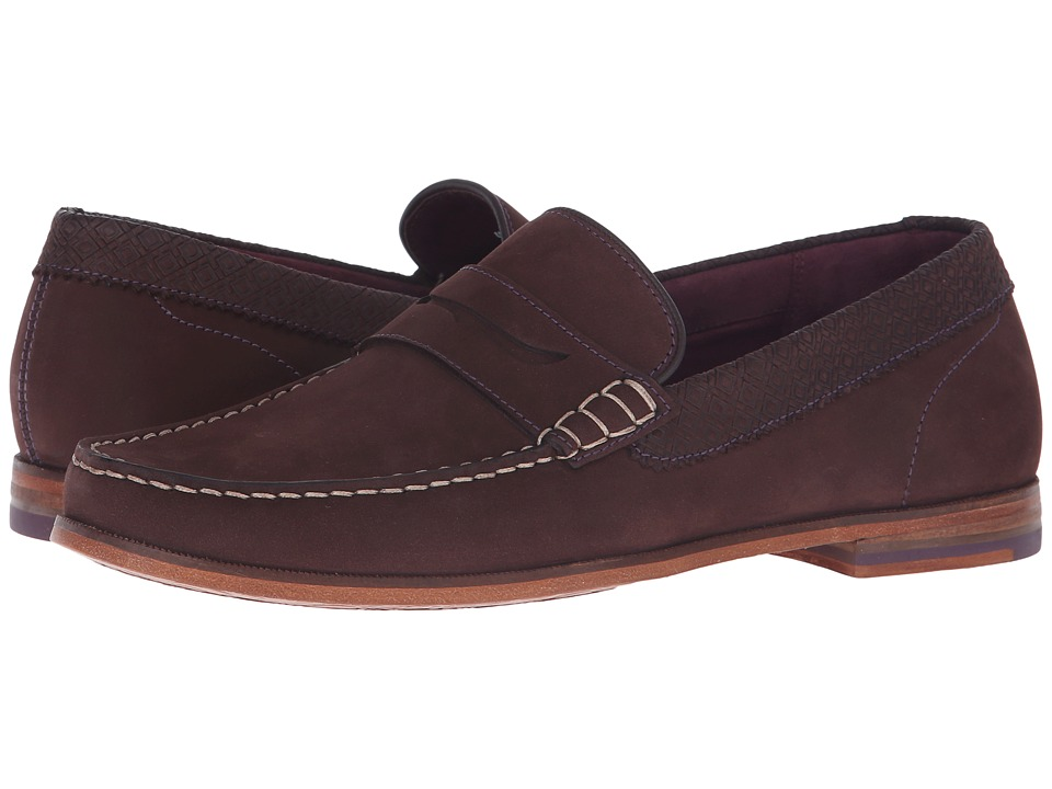 Ted Baker Miicke 2 (Brown Nubuck) Men