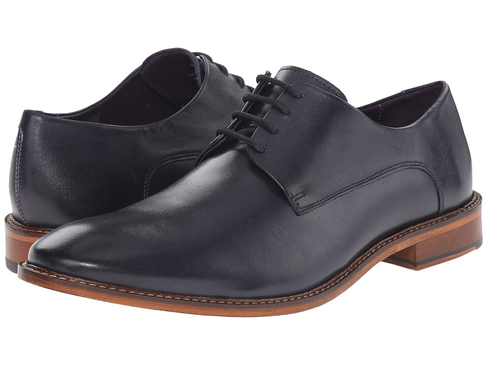 Ted Baker Irron 3 (Dark Blue Leather) Men