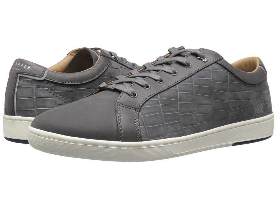 Ted Baker Borgeo (Grey Nubuck) Men